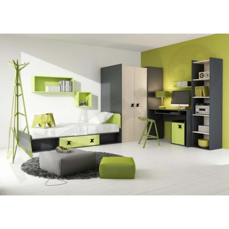 Jugendzimmer-Set Iks II