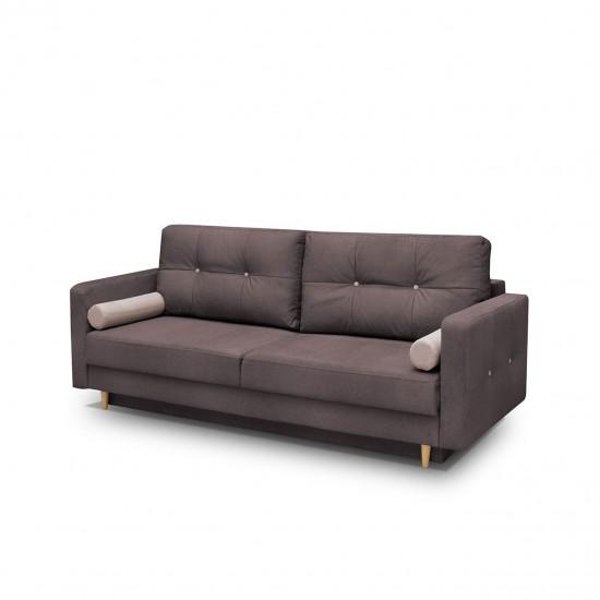 Sofa Oslo mit Bettkasten und Schlaffunktion