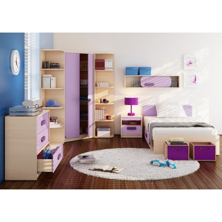 Kinderzimmer-Set Galatus II