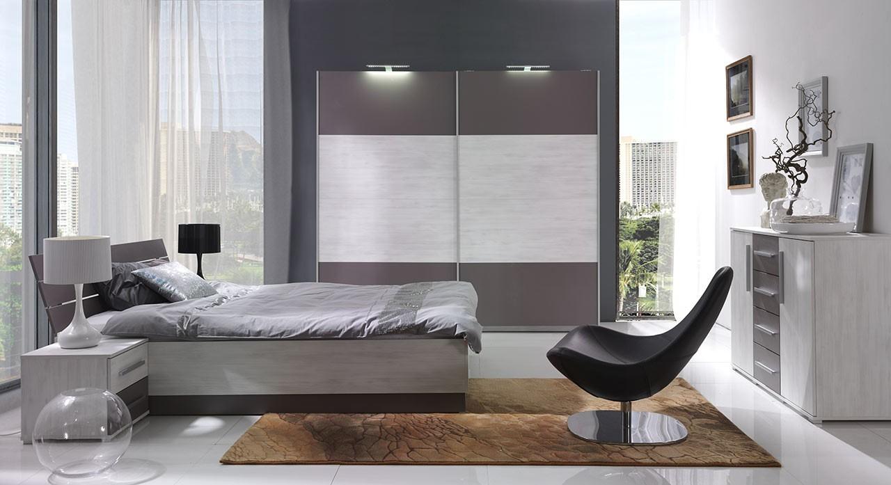 Schlafzimmer-Set Lares I - x-moebel16