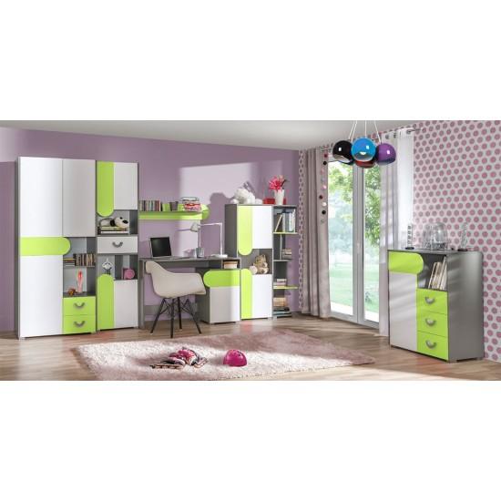 Kinderzimmer-Set Gutro II