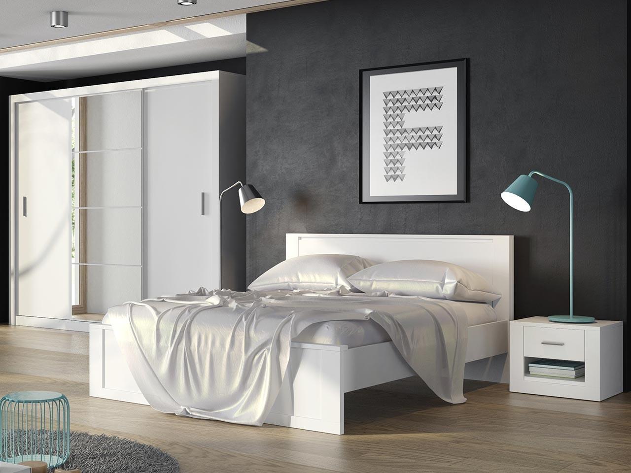 Schlafzimmer-Set Jever V - x-moebel16