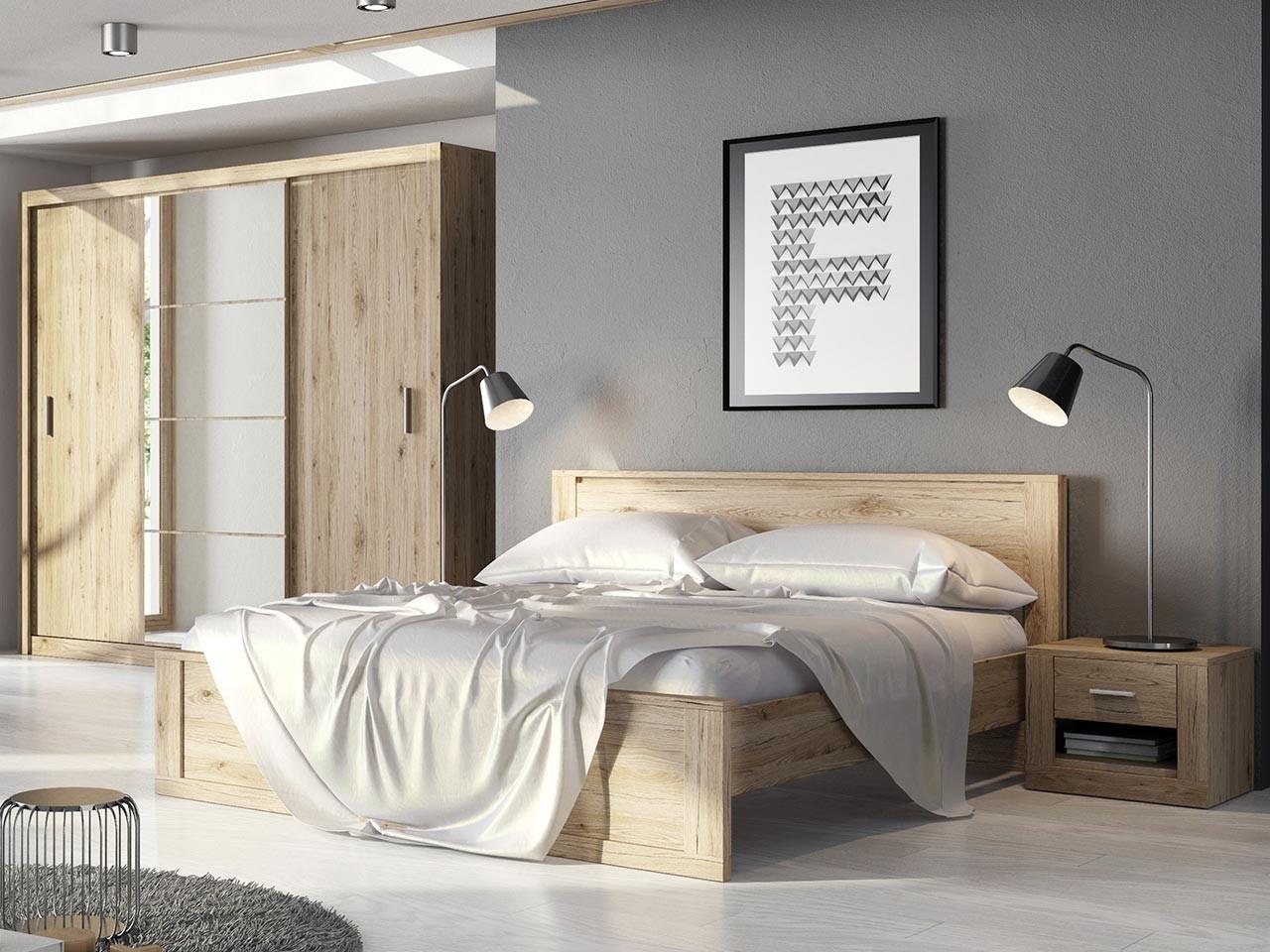 Schlafzimmer-Set Jever V