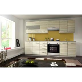 Küchenmöbel Iris 260 Akazie