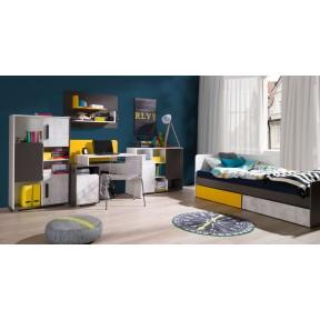Kinderzimmer-Set Wruno III