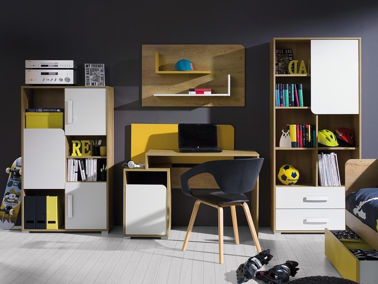 Kinderzimmer-Set Wruno VI - x-moebel24