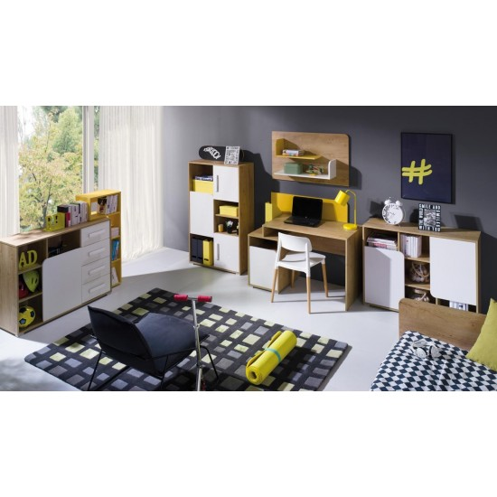 Kinderzimmer-Set Wruno VII