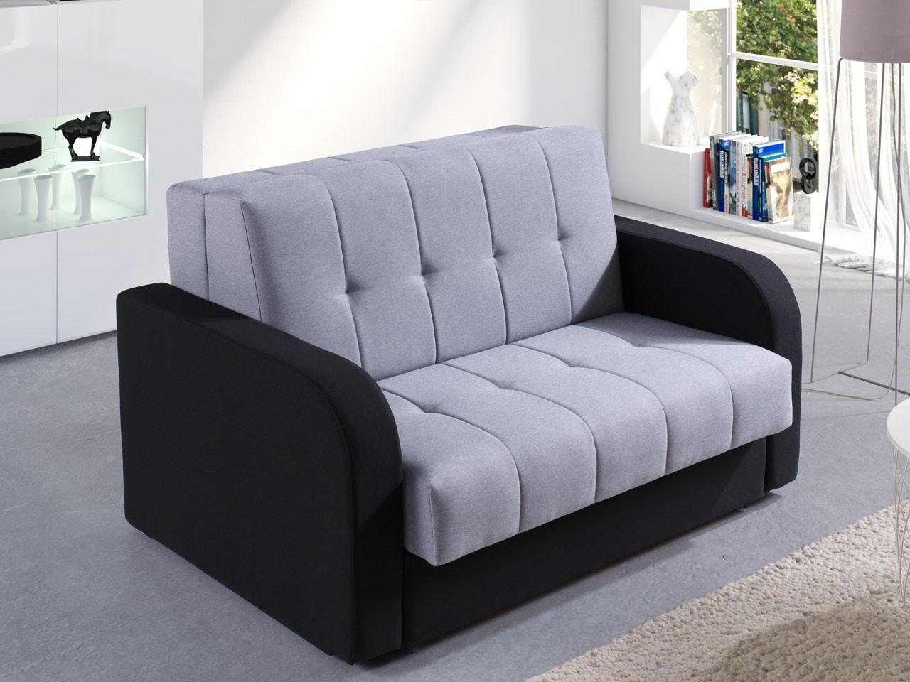 Sofa American Surano II mit Schlaffunktion - x-moebel24