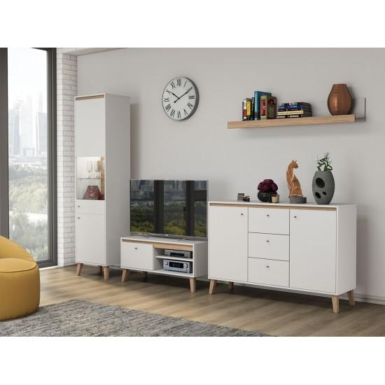 Wohnzimmer-Set Vodie VIII