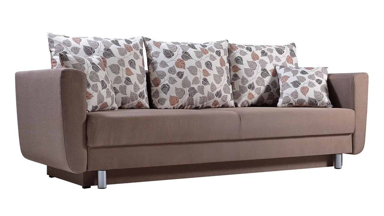 Sofa Morgan mit Bettkasten und Schlaffunktion - x-moebel24