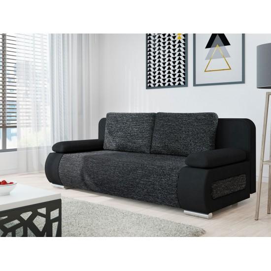 Sofa Sisto mit Bettkasten und Schlaffunktion