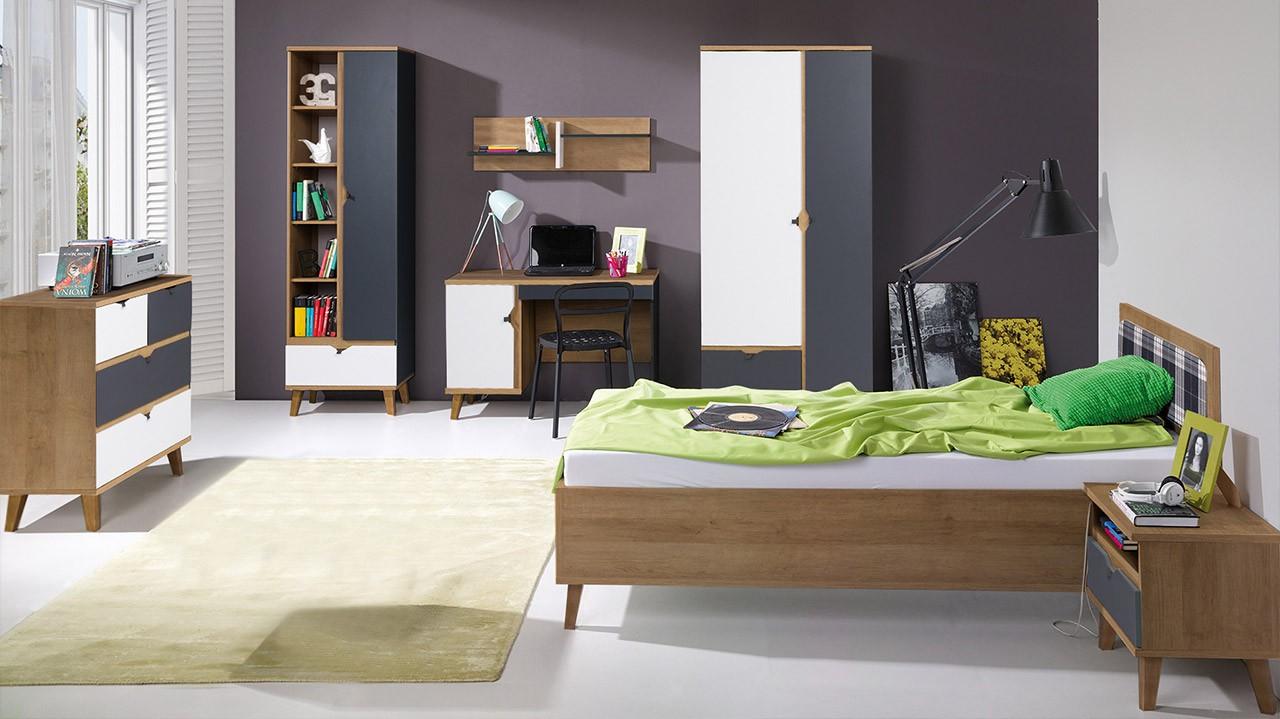 Kinderzimmer-Set Tomego II - x-moebel24