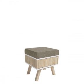 Couchtisch - Sitzfläche 2 in 1 Omal I