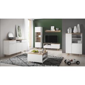 Wohnzimmer-Set Ovel I
