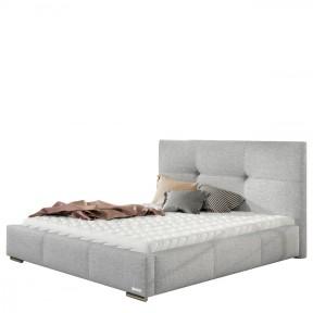 Polsterbett Milli mit Bettkasten und Matratze