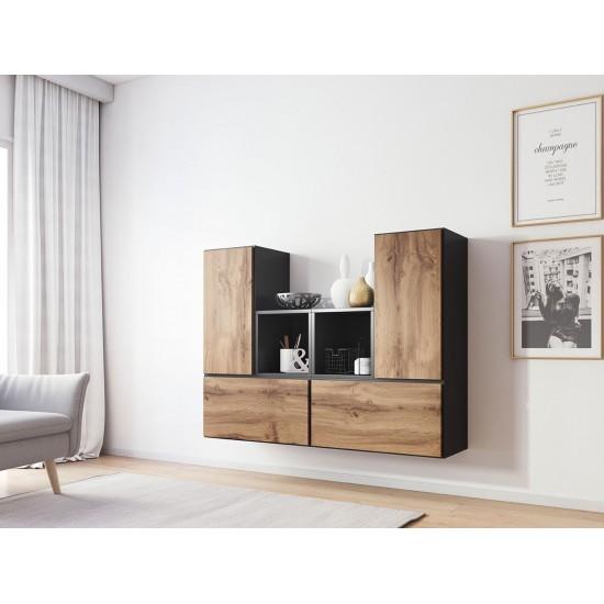 Wohnzimmer-Set Corro XVIII