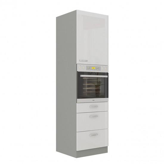 Hoher Schrank für den Ofen Muaroen 60 DPS-210 3S 1F