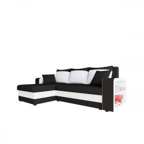 Ecksofa Zona mit zwei Bettkasten und Schlaffunktion