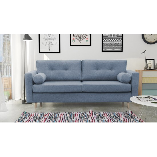 Sofa Kalor mit Schlaffunktion und Bettkasten