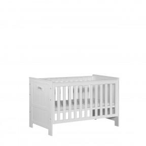 Babybett Marsylia-Blanco 140x70 LD MR02