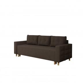Sofa Losanna mit Schlaffunktion und Bettkasten