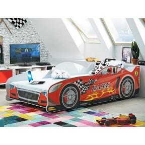 Kinderbett mit Matratze Auto