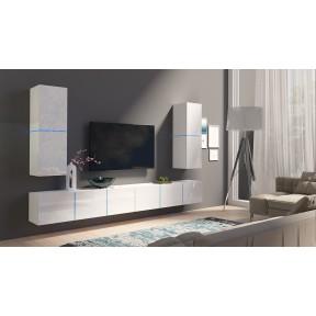 Wohnzimmer-Set Serrano III