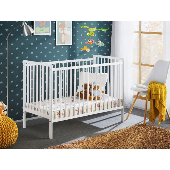 Babybett mit Matratze Peppy II