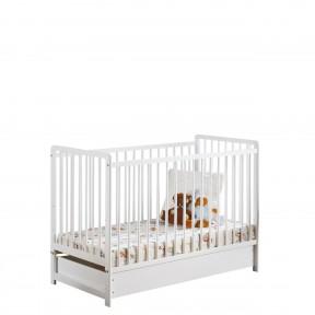 Babybett mit Matratze Peppy II Plus