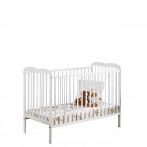 Babybett mit Matratze Bambino II