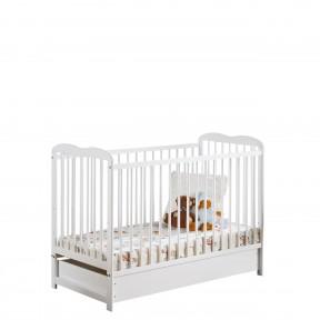 Babybett mit Matratze Bambino II Plus