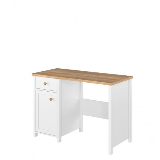 Schreibtisch Tria 1D1S TA03