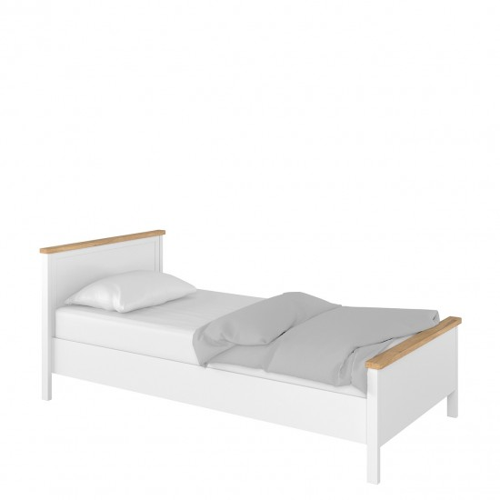 Jugendbett mit Matratze Tria TA08