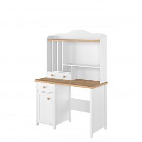Schreibtisch mit Aufsatz Tria TA03 + TA04