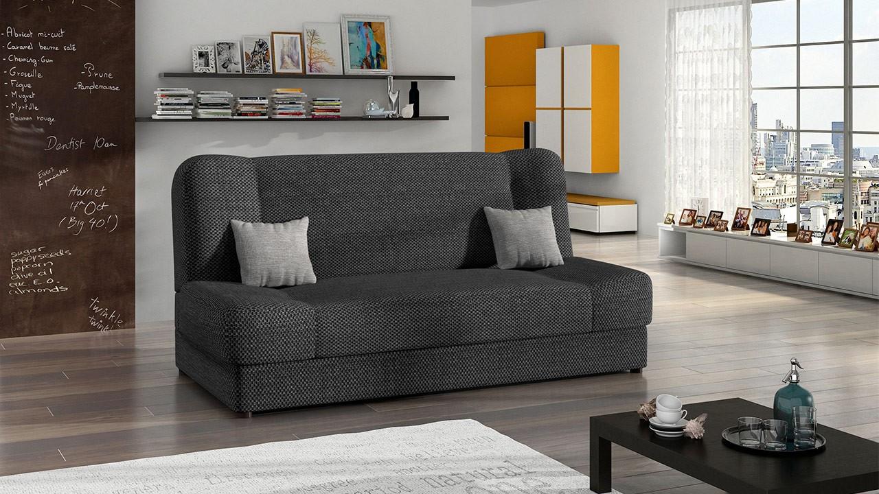 sofa marlon sale mit bettkasten und schlaffunktion x. Black Bedroom Furniture Sets. Home Design Ideas