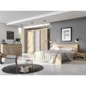 Schlafzimmer-Set Jever IV