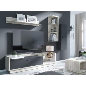 Wohnzimmer-Set Scewola I