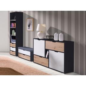 Wohnzimmer-Set Ivolga V