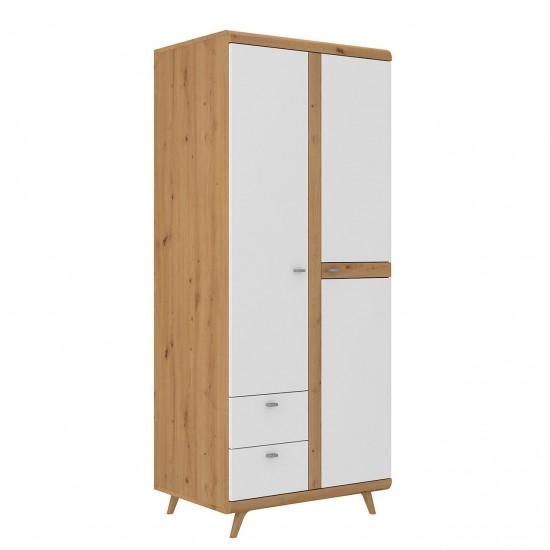 Kleiderschrank Ingmar 2D2S IM04