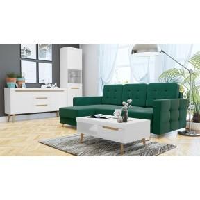 Wohnzimmer-Set Nahe XI + Ecksofa Varel