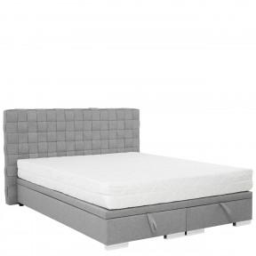 Polsterbett mit Rahmen für eine Matratze Garou 4