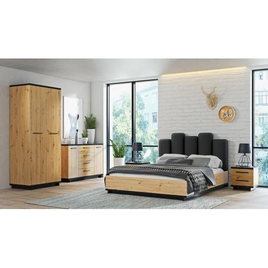 Schlafzimmer-Set Fixter I