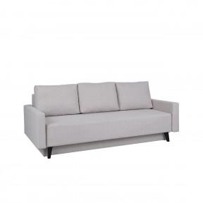 Sofa Vodie Gloss mit Schlaffunktion und Bettkasten