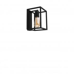 Wandleuchte Crate Black 9046