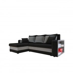 Ecksofa Zona Lux mit zwei Bettkasten und Schlaffunktion