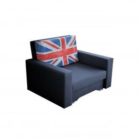 Sofa American Kolorado mit Bettkasten und Schlaffunktion