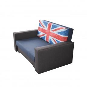 Sofa American Wisconsin mit Bettkasten und Schlaffunktion
