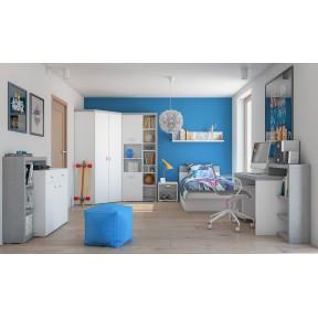 Jugendzimmer-Set Boden M I