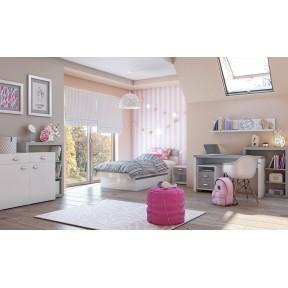 Jugendzimmer-Set Boden M II