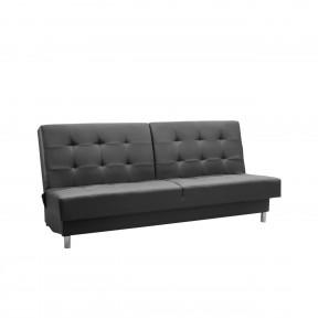 Sofa Aid ohne Armlehnen mit Schlaffunktion und Bettkasten